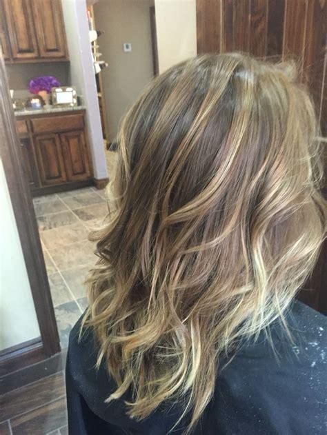 honey highlights on light brown hair light brown with honey highlights beauty pinterest