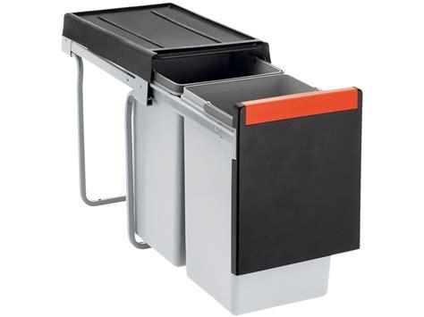 poubelle cuisine encastrable dans plan de travail poubelle de cuisine le guide ultime