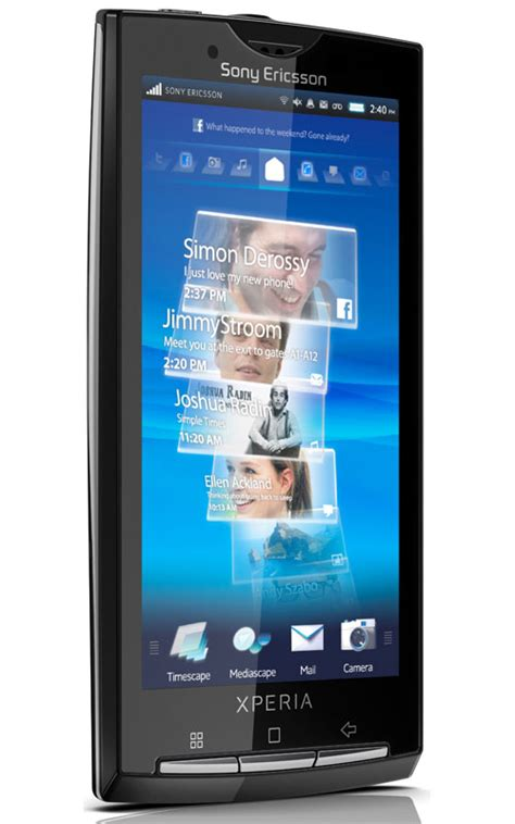 the newest android phone android phones in sony erickson technology