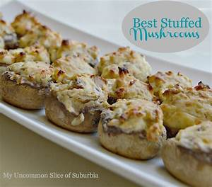 The Best Stuffed Mushrooms Recipe — Dishmaps