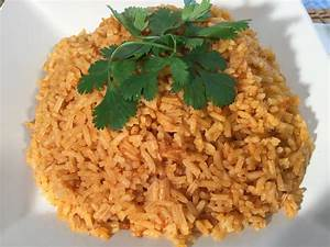 How To Make Mexican Rice Food Recipes Burrito Side Dish