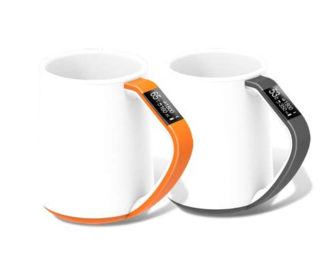 Shop for your restaurant & kitchen   quality products at discounted prices. Smart Bluetooth ceramic coffee mug with cap and holder WP2860, View smart mug, CloudCUP Product ...
