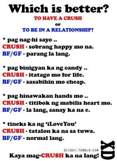 Boyfriend Quotes My Tagalog