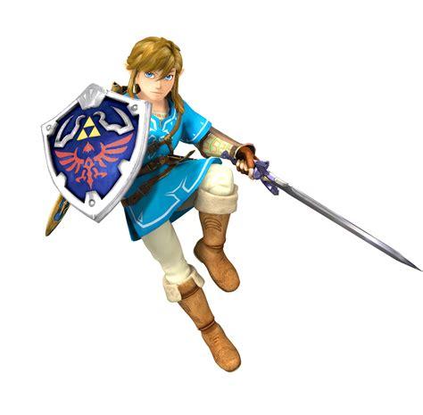 Legend Of Zelda Botw Wallpaper Breath Of The Wild Link Sm4shified By Nanobuds On Deviantart