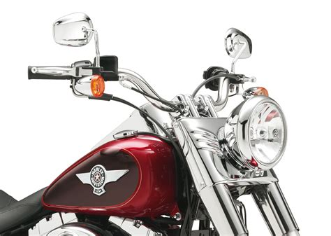 55800058 Harley-davidson H-d Original Handlebar For Fat