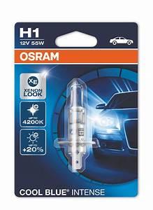 Osram Cool Blue Intense 5w5 : cool blue intense h1 osram automotive ~ Jslefanu.com Haus und Dekorationen