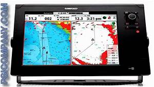 Simrad Nss Multifunction Display Overview