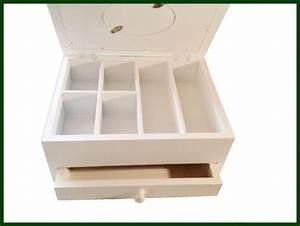 Mini Kommode Vintage : mini kommode wei schmuckk stchen mit schublade holz wohnen dekoration aufbewahrung boxen ~ Heinz-duthel.com Haus und Dekorationen