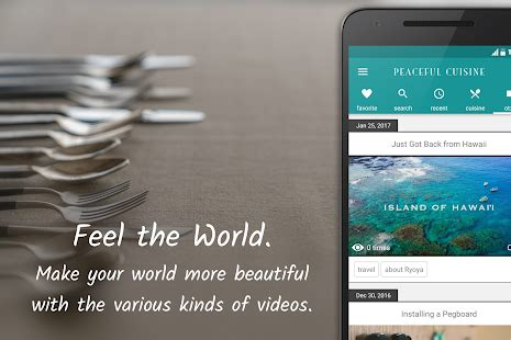 Peaceful Cuisine  Android Apps On Google Play