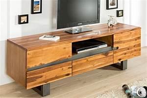 Tv Board Industrial Design : tv lowboards f r dein wohnzimmer riess ~ Michelbontemps.com Haus und Dekorationen
