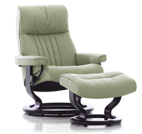 ekornes stressless blues recliner chair lounger bed
