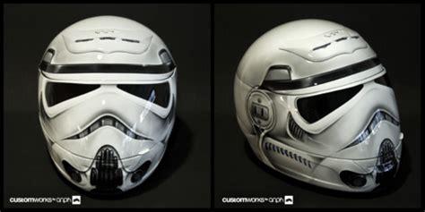 I... I want it so bad. (Stormtrooper helmet airbrushing ...