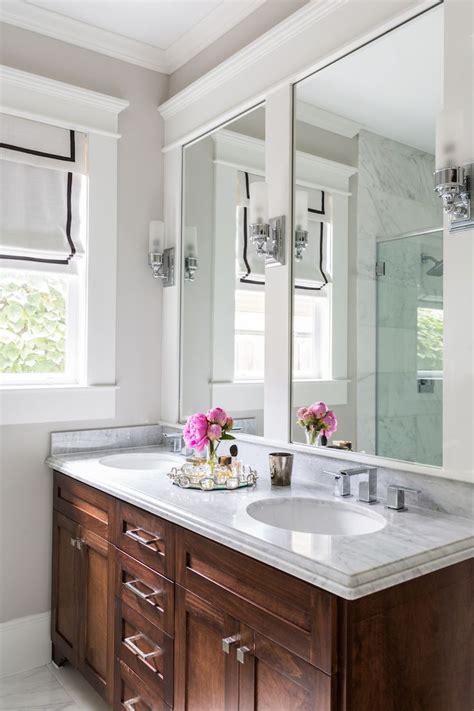 maries timeless craftsman home craftsman bathroom