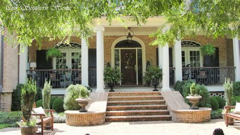 Southern Front Porch Whistler by Feature Friday Our Southern Home Southern Hospitality