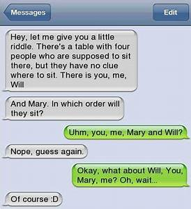 funny text messages to send to your crush - Google Search ...