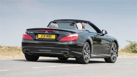 Review Mercedes Sl Class by Mercedes Sl Class Review Top Gear