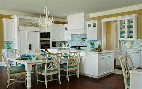 coastal kitchen decor interior design ideas relating to cottage home bunch 2276