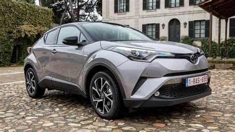 Toyota Chr 2017 Review Carsguide