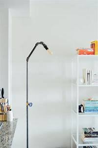 Make, Your, Own, Diy, Floor, Lamp, Out, Of, Pipes, Bygabriella, Co