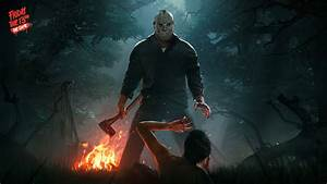Friday The 13th The Game Wallpapers In Ultra HD 4K