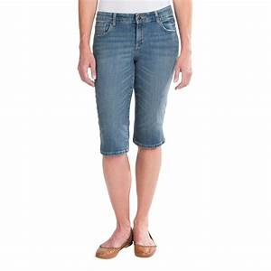 Bermuda Jean Shorts (For Women) - Save 66%