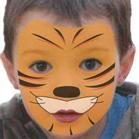 Modele Maquillage Carnaval Facile : maquillage tigre simple tuto maquillage enfant loisirs cr atifs maquillage maquillage ~ Melissatoandfro.com Idées de Décoration