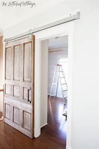 57 best barn doors images on pinterest sliding doors With 40 dollar barn door