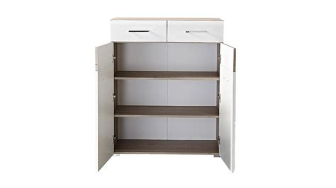 Garderobenschrank Weiß Ikea by Schuhschrank Garderobenschrank Wei 223 Und Silbereiche