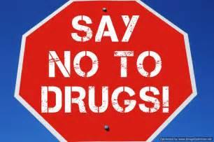 List Illegal Drugs