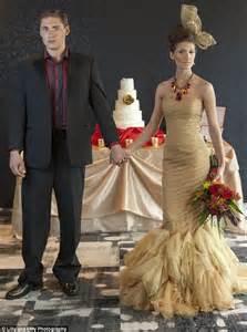 Hunger Games Catching Fire Wedding