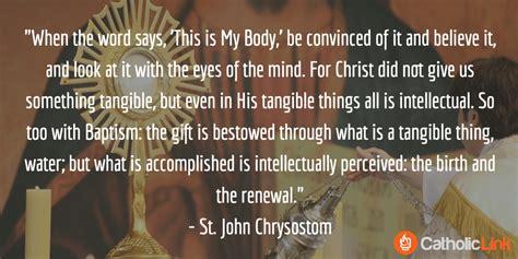 quotes  st john chrysostom  listen