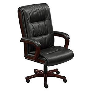amazon com stamford high back big and tall leather