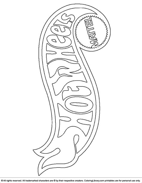 Kleurplaat Hotwheel by Hotwheels Coloring Pages In The Coloring Library