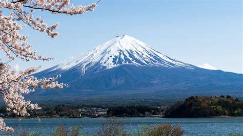 el monte fuji el volcan sagrado de japon