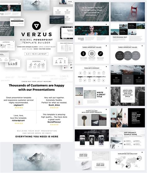 powerpoint templates  creative touchs
