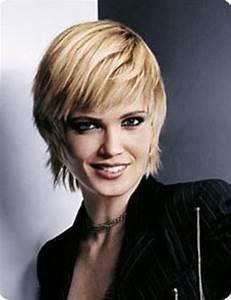 Coupe Mi Courte Femme : coiffures mi courtes ~ Nature-et-papiers.com Idées de Décoration