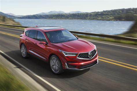 2019 Acura Suv by 2019 Acura Rdx Reboots The Suv With Touchpad Tech And Sh