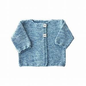 Modele De Tricotin Facile : modele tricot gilet bebe facile ~ Melissatoandfro.com Idées de Décoration