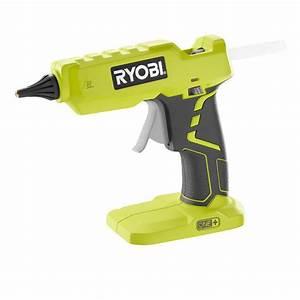Ryobi 18-Volt ONE+ Cordless Full Size Glue Gun (Tool Only