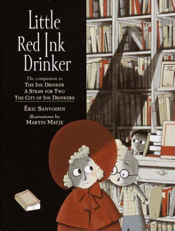 red ink drinker  eric sanvoisin reviews discussion bookclubs lists