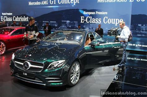 mercedes  class cabriolet geneva motor show