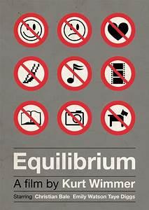 'Equilibrium' film poster by viktorhertz on DeviantArt