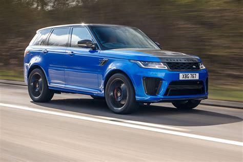 Range Rover Svr 2018 by 2018 Range Rover Sport Svr Review