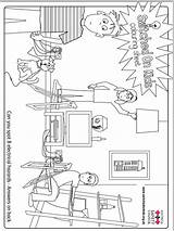 Safety Electrical Coloring Pages Printable Educational Recommended sketch template