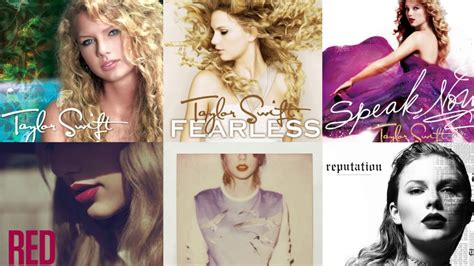Fall is the Perfect Time to Stream Taylor Swift Music ...