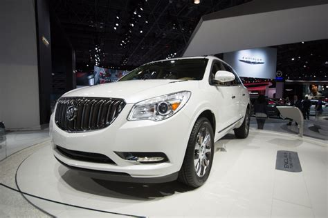 buick enclave info pictures specs wiki gm authority
