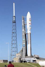 Mars Curiosity Rocket
