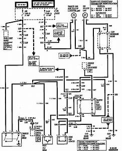 1993 Chevy 1500 Electrical Diagram