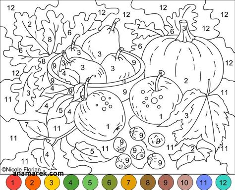 Color By Number Adult Coloring Books