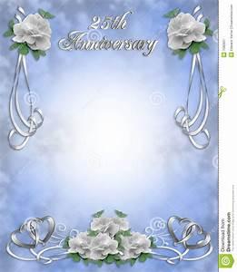 25th Wedding Anniversary Background Wwwimgkidcom The
